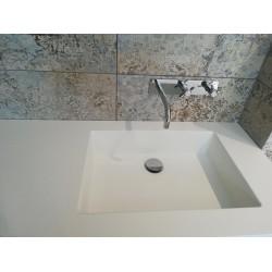Blat kompozytowy 60cm ze zintegrowaną umywalką 45x30